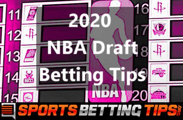nba draft sports betting